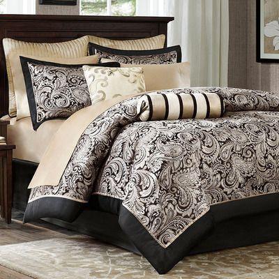 Http Www Wayfair Com Aubrey 12 Piece Comforter Set Mp10 3