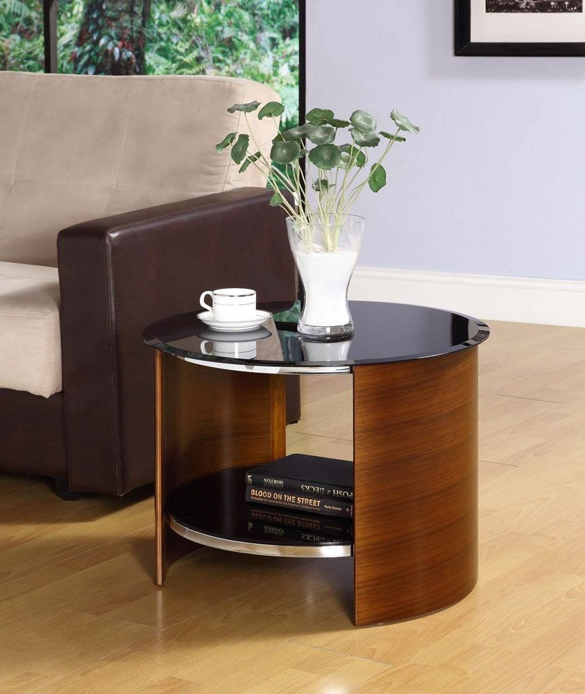 Jual curve walnut round lamp table jf303 this beautiful lampside jual curve walnut round lamp table jf303 this beautiful lampside table combines real walnut geotapseo Image collections