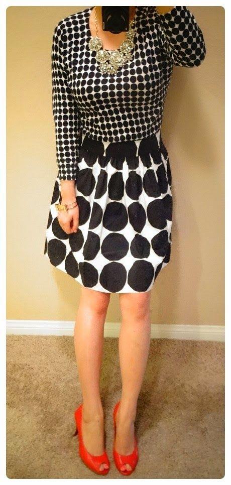 "Banana Republic ""Marimekko Collection"" It's so lovely!!.... Skirt love it, i have one"