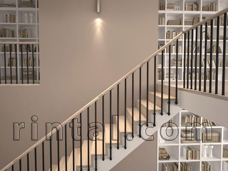 Barandillas escaleras buscar con google barandillas pinterest barandas barandillas - Escaleras y barandillas ...