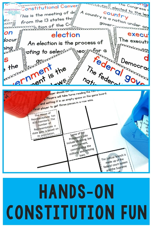 Us Constitution Unit Social Studies Elementary Third Grade Activities Constitution Lesson [ 1500 x 1000 Pixel ]