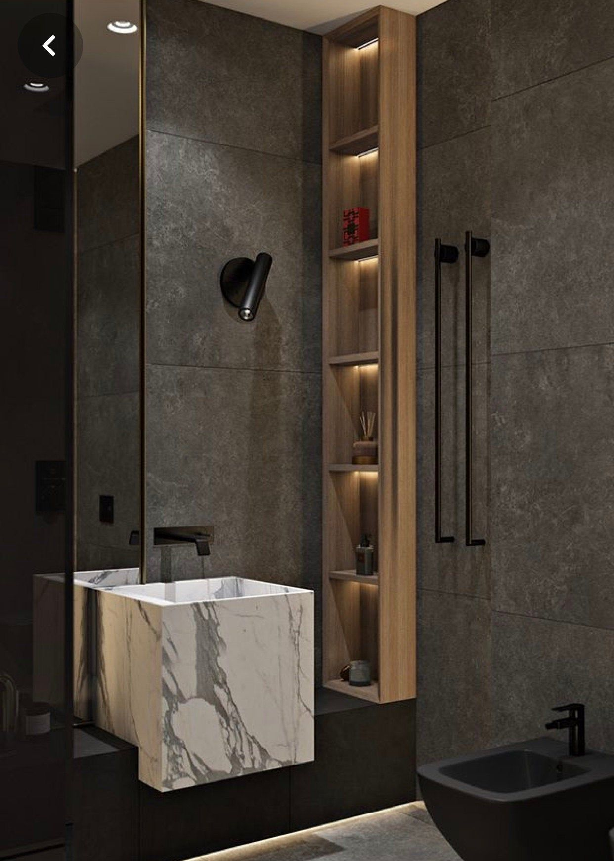 Round Marble Sink Washbasin Italian Arabescato 100 Made In Italy In 2021 Washroom Design Bathroom Design Decor Bathroom Interior Design