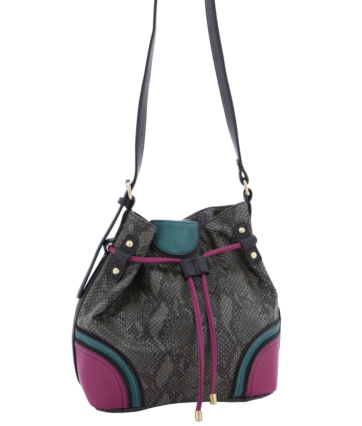 Spencer and Rutherford - Handbags - Hobo Bag - Bronte - Fresco