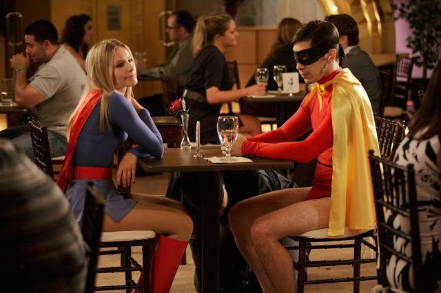 Kristen Schaal Speed Dating randki ze starymi drzwiami