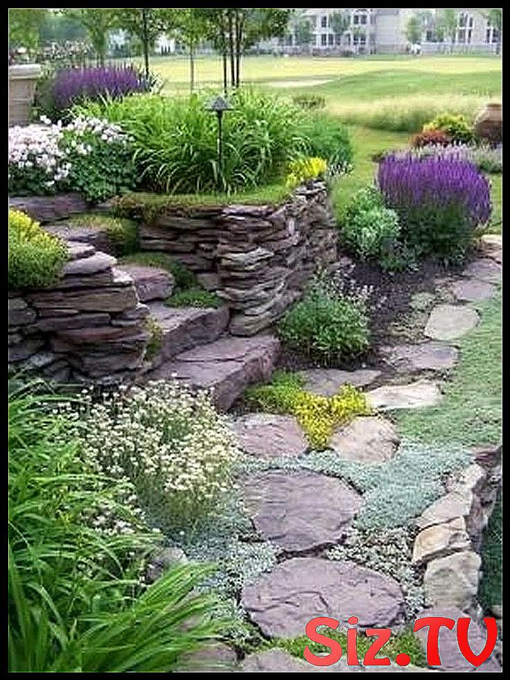 Photo of Beautiful Backyard Landscaping Design Ideas With Low Maintenance 36    anchordec…