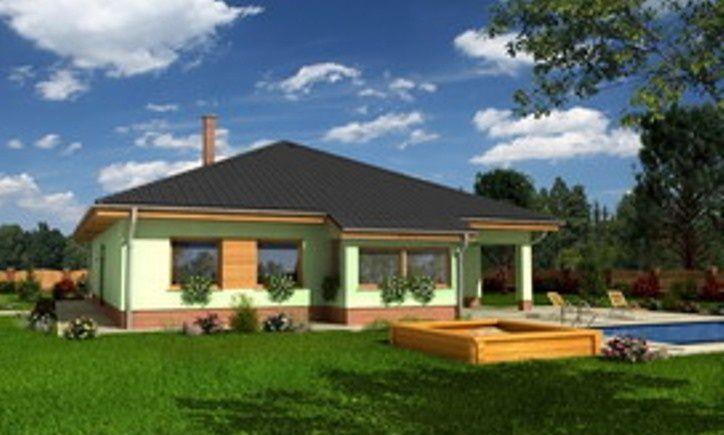 Fotos de casas de una planta trendy planos de casas modernas with fotos de casas de una planta - Modelos de casas de planta baja ...