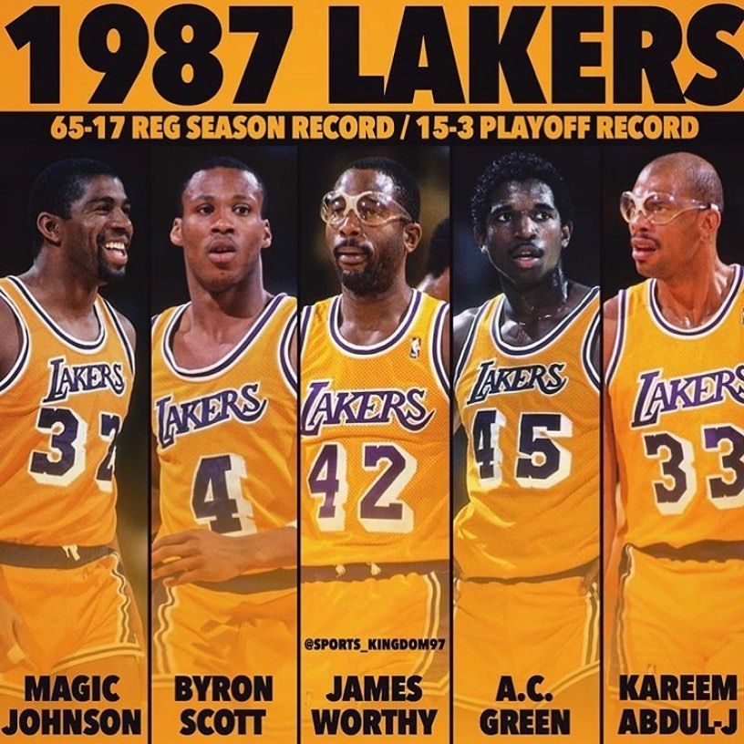 Pin By Steve Lau On Best Of The L A Lakers In 2020 Showtime Lakers Lakers Nba