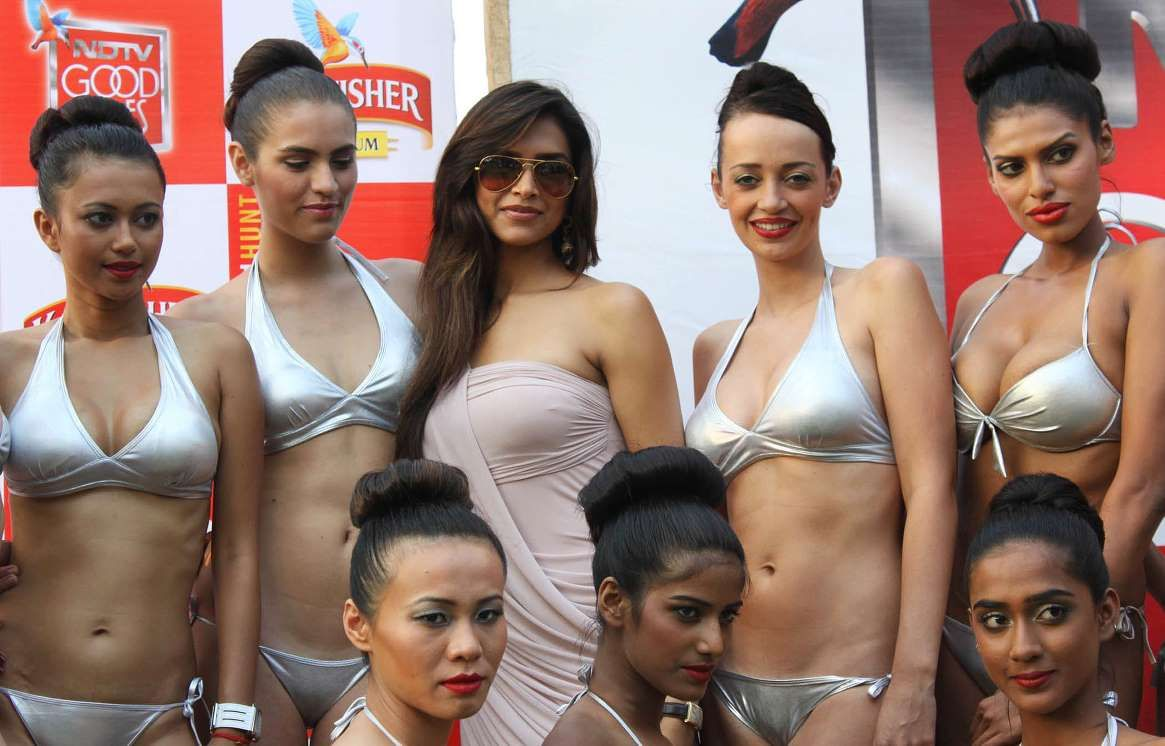 Kingfisher Calendar Girls Turned Actresses Calendar Girls