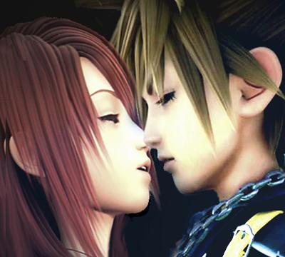 Sora And Kairi Kingdom Hearts Kairi Kingdom Hearts Sora Kingdom Hearts
