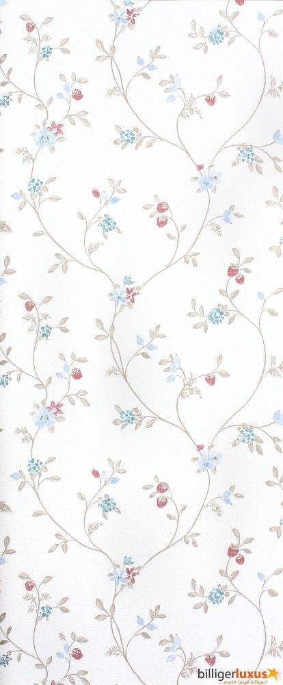 Wallpapers Rasch Textil Blooming Garden  order
