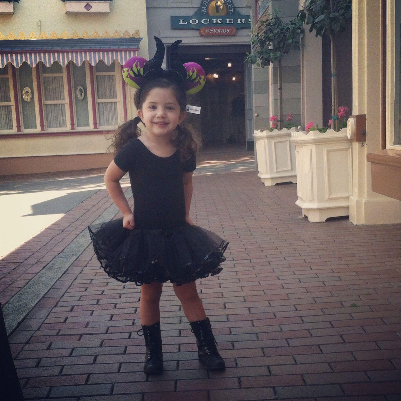 Gemma\'s Disney Bound Maleficent Outfit Ears: Disneyland Leotard ...