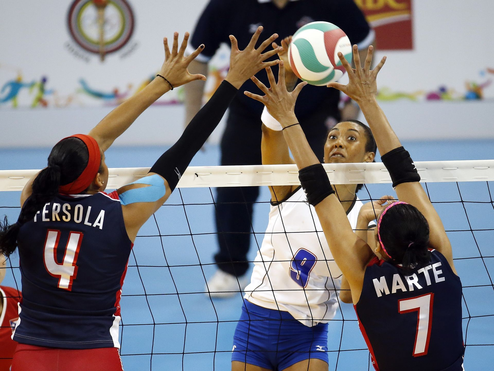 Best Shots From The Pan Am Games Women Volleyball Usa Today Sports Paralympics