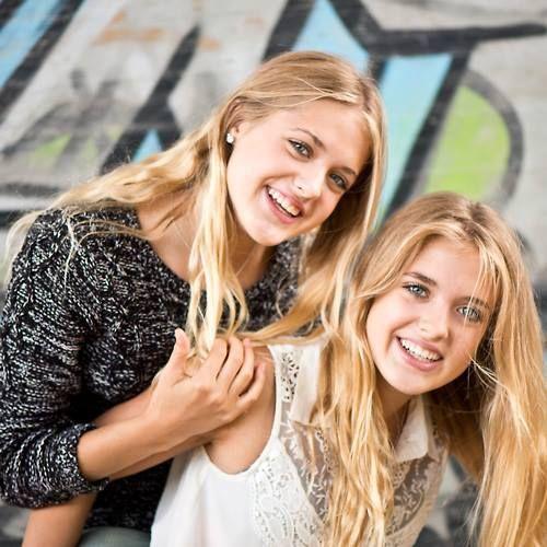 Jana en Sophia Münster | jana und sophia münster | Pinterest