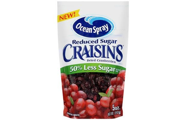 reduced sugar craisins | Tasty. | Pinterest | Sugaring