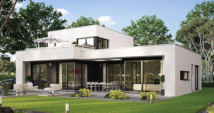 Hausbau Architekt architekten haus casaretto fertighaus bungalow alaprajz