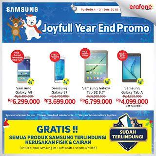 Joyful year end promo untuk smartphone 4g dan tablet 4g samsung joyful year end promo untuk smartphone 4g dan tablet 4g samsung galaxy di erafone stopboris Gallery