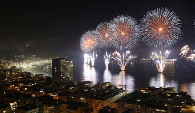 Brazil | Watch The World Celebrate 2014