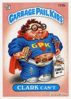 Original Series 5 Gallery Garbage Pail Kids Garbage Pail Kids Cards Pail