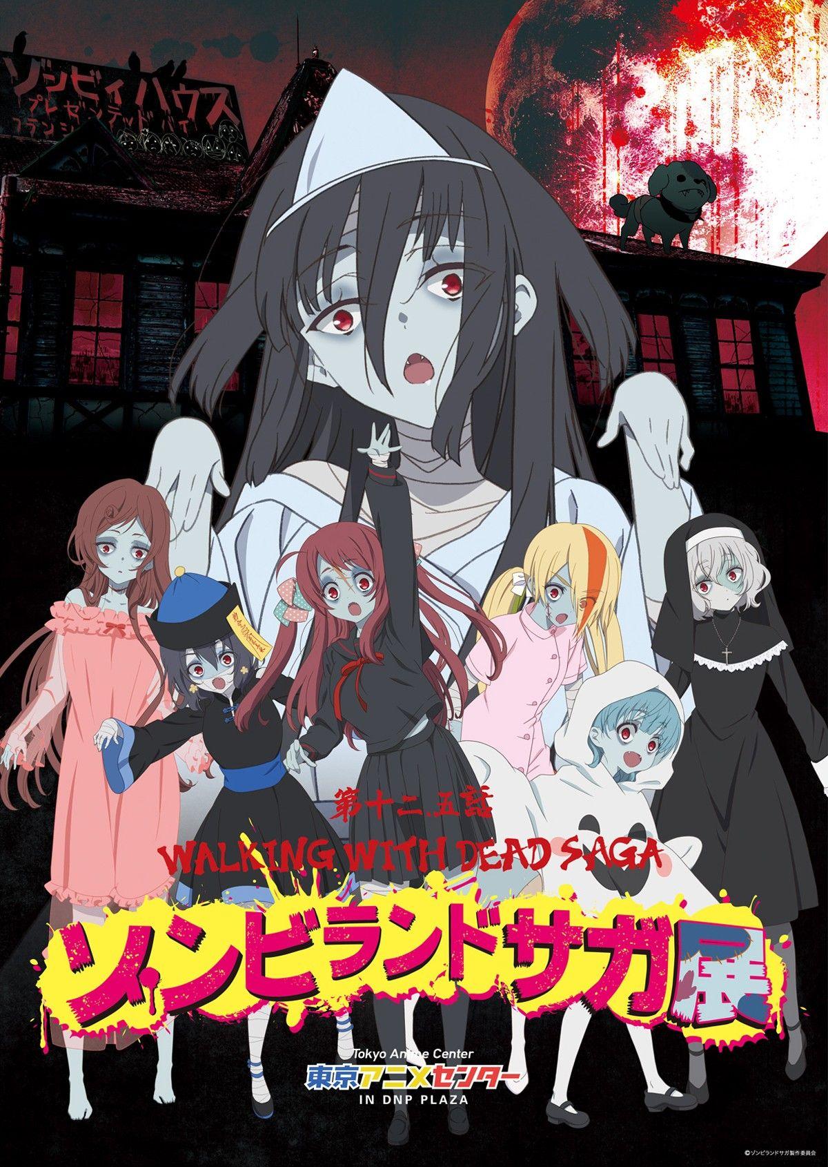 Pin by Miatamann on Zombieland saga  Anime, Zombie land saga