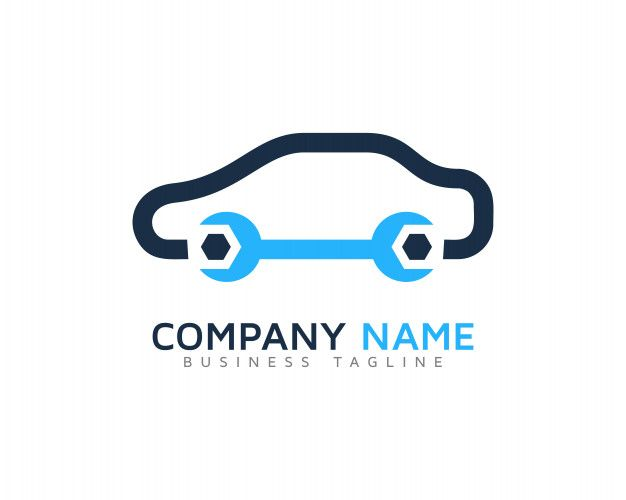 Car Repair Logo Design With Images Logo Design Car Logo