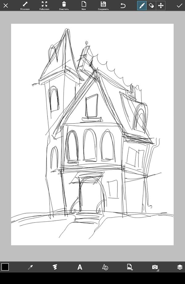 17 bästa bilder om Drawing houses and barns på Pinterest ...