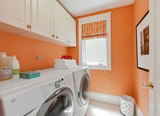 Laundry Room Colors