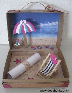 Geldgeschenk Hochzeit Hochzeitsreise Koffer Gave Ideer Boda