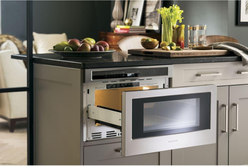 Monogram Zwl1126sjss Kitchen Remodel Microwave Drawer Kitchen