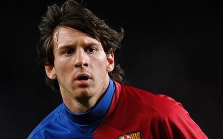 Lionel Messi Hairstyles for Men