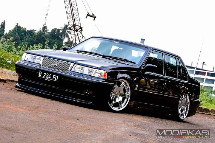 Modifikasi Volvo S90 - Terlanjur