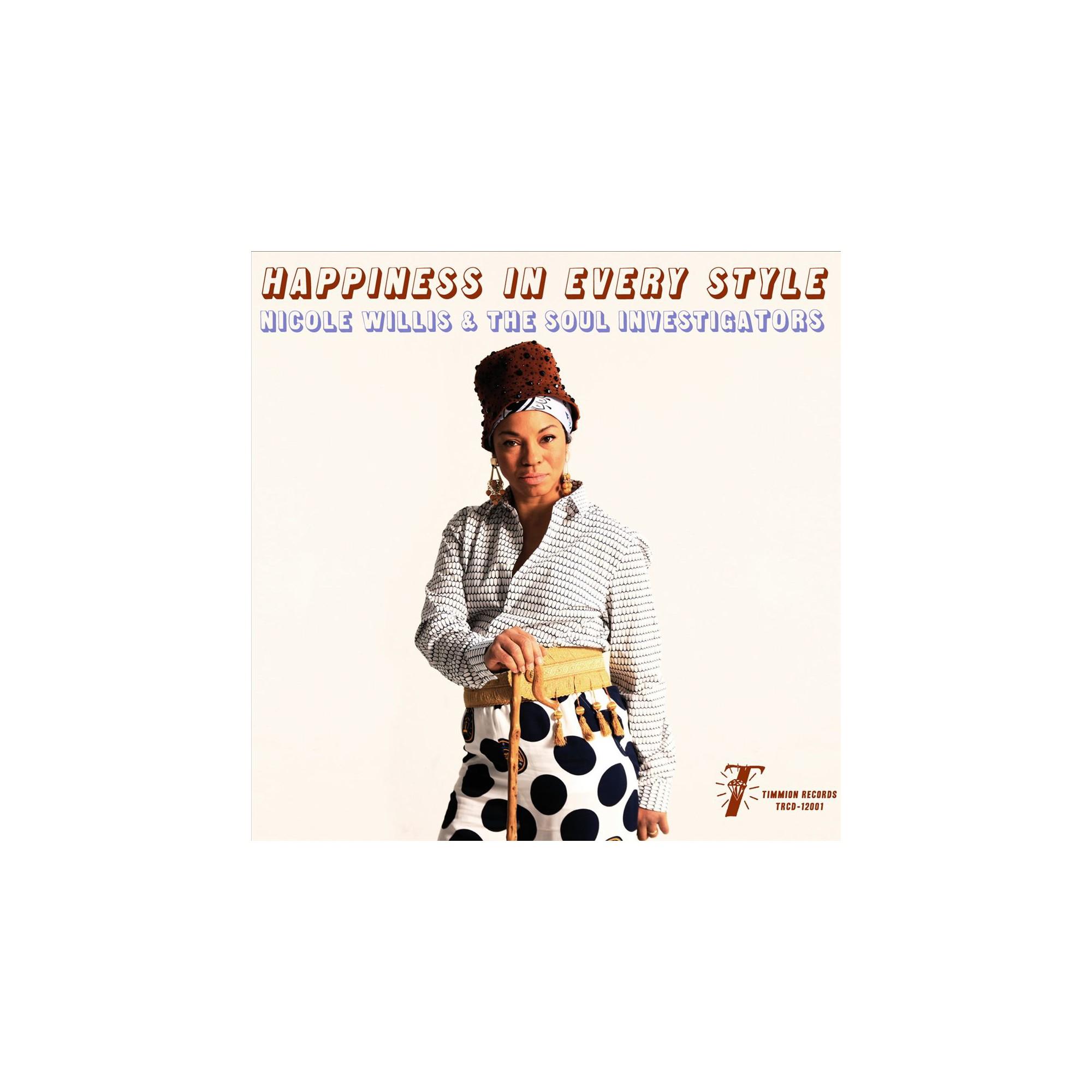 Nicole & the willis Happiness in every style (Vinyl