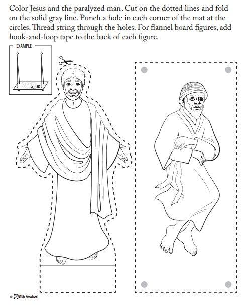 Lame Man Printable Lesson Https Safe Acsi Org Iweb Upload Samplers 9801 Bible Te Grade Preschoo Sunday School Kids Kids Sunday School Lessons Preschool Bible
