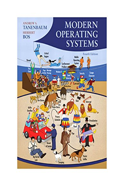4th Andrew Edition Modern Operating Pearson Systems Tanenbaum Modern Operating Systems 4th Edition By Andrew S Tanenbaum Pearson Textbooks Modern Op