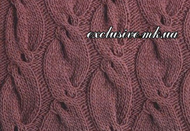 1001 узор для вязания спицами и крючком