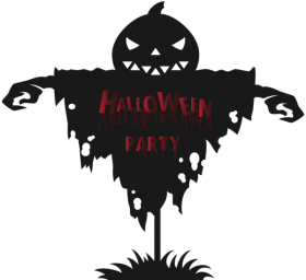 Download Halloween Party Scarecrow Png Images Background Png Free Png Images Clip Art Art Images Halloween Party