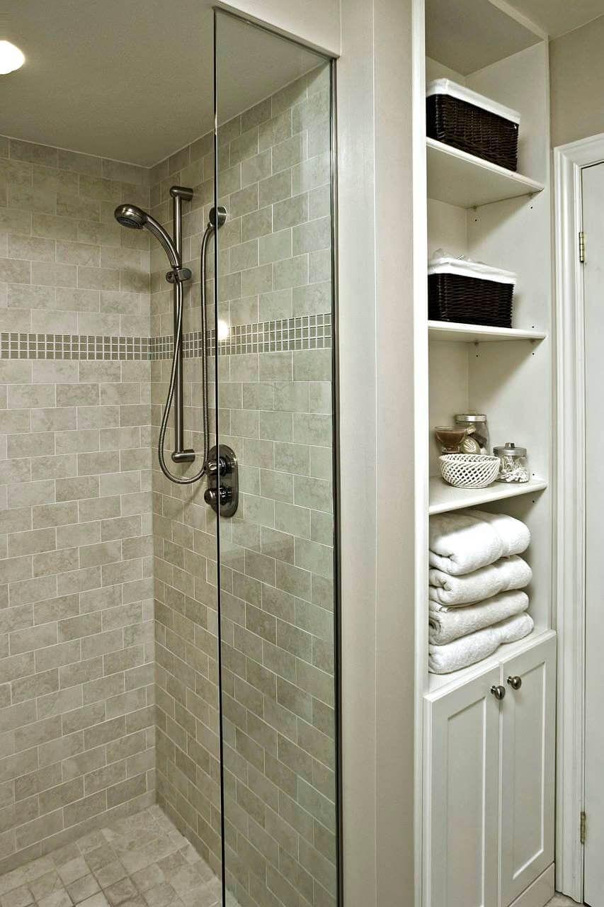 37 Towel Storage Ideas For Your Bathroom 2020 Edition Bathroom Remodel Shower Trendy Bathroom Small Master Bathroom