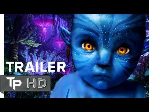 Avatar 2 Teaser Trailer 2020 Movie James Cameron Hd Return
