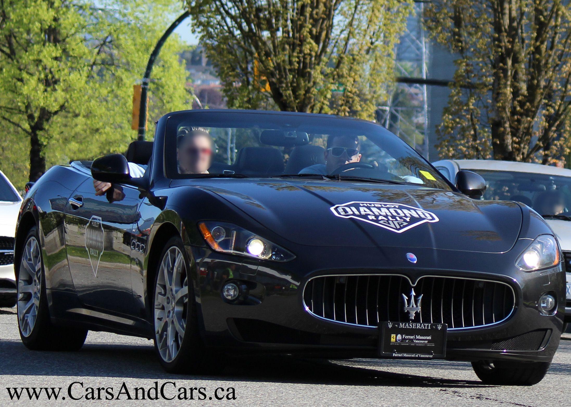 Maserati Gran Turismo Convertible SuperCar SportCar
