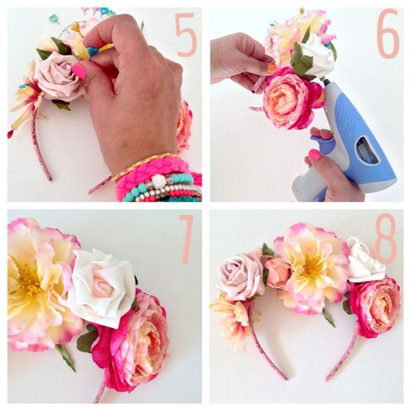 flower headband – by The People shop