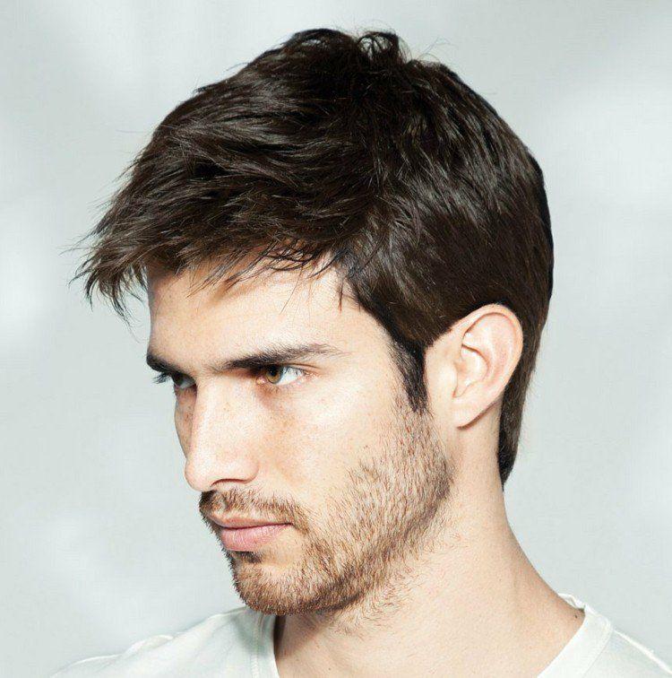 Coupe courte homme 50 idées modernes de coiffures Men