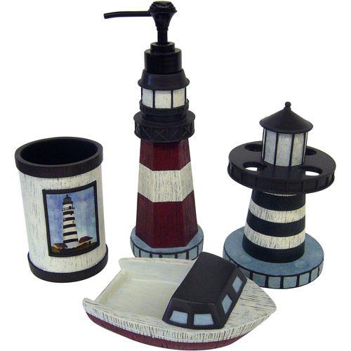 Merveilleux Coastal · Nautical Bathroom Accessories ...