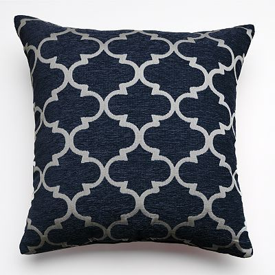 Club Lattice Decorative Pillow 40'' X 40'' Pretty Fabrics Stunning Kohls Pillows Decorative