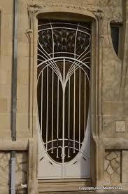 Resultat d'imatges de doors art nouveau