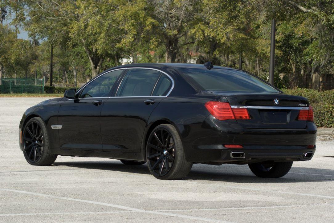 2011 BMW 7Series 750LI BMW Bmw 7 series, Bmw, Used cars