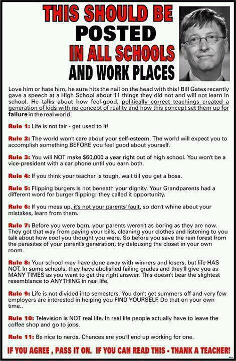 Bill gates rules for kids can i make this my welcome letter bill gates rules for kids can i make this my welcome letter expocarfo