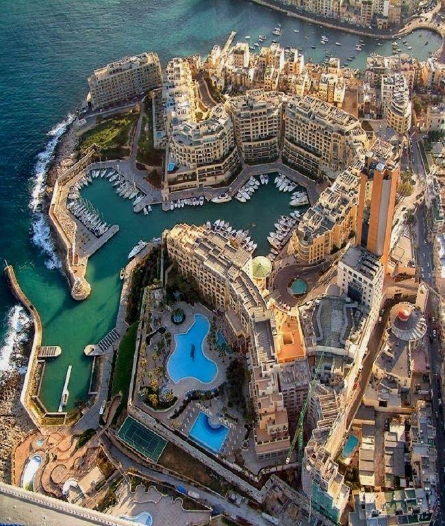 St Julian, Malta - Very favoured part of Malta