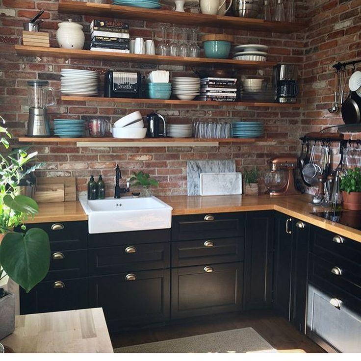 Industrial Kitchen Industrial Kitchen Design Industrial Decor Kitchen Home Decor Kitchen