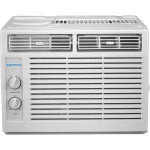 Emerson Quiet Kool 5 000 Btu 115 Volt Window Air Conditioner Window Air Conditioner Best Window Air Conditioner Air Conditioner
