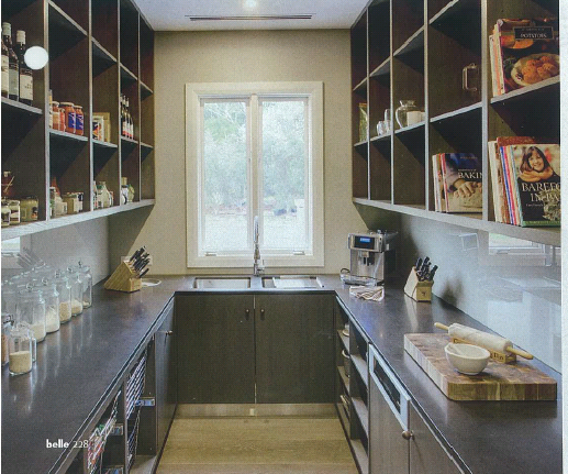 Dirty Kitchen Design Pictures Philippines: Stunning Scullery Storage
