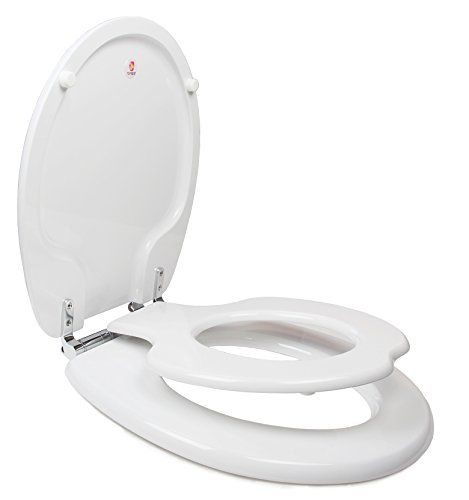 Toddler /& ... - Potty Training Seat Oval Summer Infant 2-in-1 Toilet Trainer